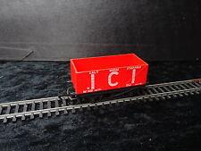Trix Model of a HO Gauge Open Wagon with ICT Salt Works Stafford Logo.