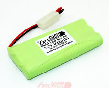 Ni-MH 7.2V 2000mAh chargeable Battery for Nikko remote control F1 Ferrari Car US