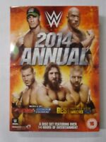 WWE: 2014 Annual [DVD], VG F3