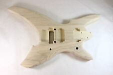 Unfinished replacement Falchion Guitar body Fits Ibanez (tm) RG and Jem necks