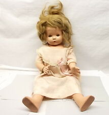 """Vintage Effanbee ~PATSY LOU~ 22"""" COMPOSITION DOLL (1930's) Vintage Outfit"""