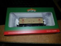 OO-9 Gauge Bachmann 393-030 SR Cream Covered Goods Wagon boxed
