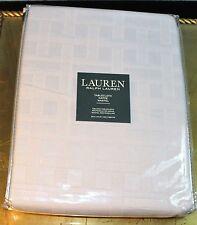 Ralph Lauren Tablecloth Nappe Mantel Light Gray 60 x 144