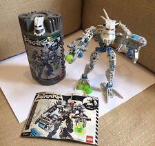 LEGO BIONICLE PIRAKA THOK - 8905. SERIE completa di scatola, & libretto di istruzioni.