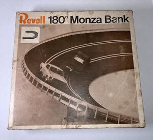 Revell 1966 180 Monza Bank Racecars Set Vintage