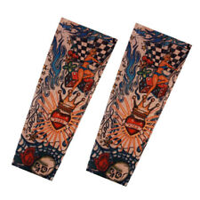 1 Pair  Cooling Arm Sleeves Cover Basketball Golf UV Sun Protection - No. 3 S