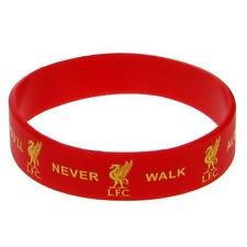 Liverpool FC Official Silicone Wristband