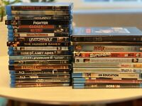 Bulk lot [21] Blu-ray [6] DVD movies and TV, Used. See Link For List