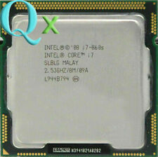 Intel Core i7 860S 2.53 GHz Quad-Core 8M SLBLG LGA1156 CPU Processor
