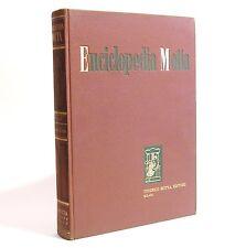 ENCICLOPEDIA MOTTA VOL. IV - FEDERICO MOTTA EDITORE - MILANO 1964