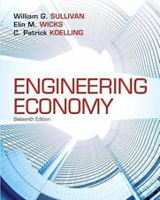 Engineering Economy by C. Patrick Koelling, William G. Sullivan and Elin M....