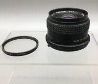 CCT Magnum MC Auto 28mm F2.8 Nikon Mount Prime Lens SLR/Mirrorless Cameras H06