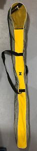 "Warrior University of Michigan team issued Lacrosse Defender Stick Bag 71"""