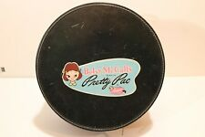 Vintage Betsy McCall's Pretty Pac Plaid Doll Round Clothing Case Amsco Toys