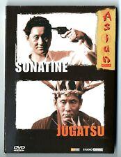 COFFRET 2 DVD ★ SONATINE + JUGATSU - FILM DE TAKESHI KITANO ★ ASIAN CLASSICS