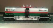 LEGO® City Eisenbahn Octan Tanktieflader  bricktrain 60198 7939 60052 60098