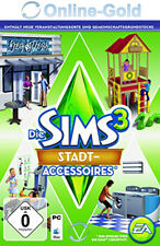 Die Sims 3 - Stadt-Accessoires Town Life Staff - Origin PC Online Code - EU/DE