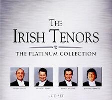The Irish Tenors - The Platinum Collection | NEW SEALED 4 CD (Irish, Classical)