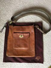 Mulberry Bag - Seth - crossbody style messenger bag - oak leather