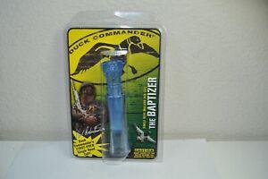 Duck Commander - The Baptizer Duck Call - Single Reed Mallard Hen Call - U.S.A.