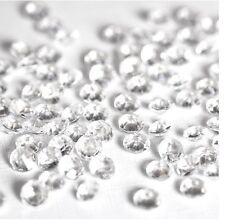 lot 1000 diamant effet Cristal decoration table Mariage déco salle scrap