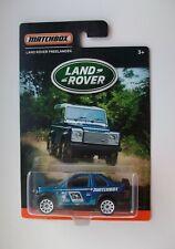 MATCHBOX Sonderserie Model 0406 Land Rover Freelander,neu in OVP