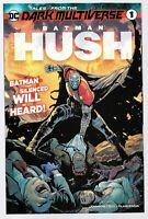 Tales from the Dark Multiverse Batman Hush #1 (01/2021) DC Comics Metal