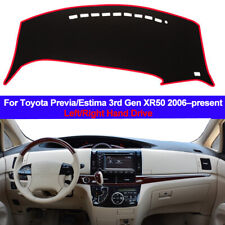 Car Dash Mat Dashboard Cover Carpet For Toyota Previa Estima 2006 – on XR50