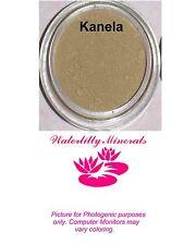 Kanela Minerals Bare Makeup Foundation #4.53 Medium Tan Sample Size New/Sealed