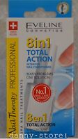 EVELINE 8 in 1 TOTAL ACTION Intensive Nail Strengthener Conditioner