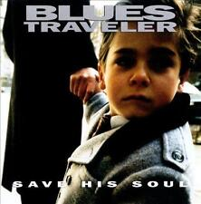 BLUES TRAVELER - Save His Soul (CD 1993) USA Import EXC