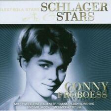 CONNY FROBOESS - SCHLAGER & STARS  CD 28 TRACKS SCHLAGER BEST OF/COMPILATION NEU