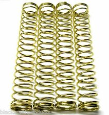 L2350 RC Monster Truck 170mm Shock Absorber Damper 120mm Spring 1/8 Scale Gold 4