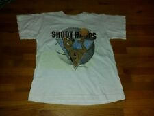 VTG VINTAGE RETRO 90s 1999 SCOOBY-DOO BASKETBALL KIDS T SHIRT YOUTH SIZE 8