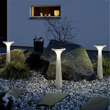 7Pandas 26in Solar Garden Stakes Path Lights Outdoor LED Elegant Road Lights