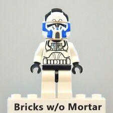 New Genuine LEGO 501st Clone Pilot Minifig Star Wars 75004