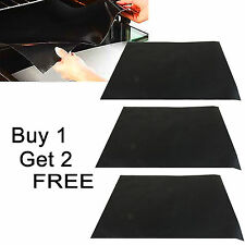 3Pcs Non Stick Heavy Duty Lining Universal Teflon Oven Cooker Liner 40 x 50 cm