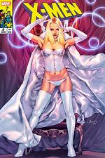 X-MEN #9 (JAY ANACLETO EXCLUSIVE VARIANT) COMIC BOOK ~ Marvel Comics PRE-SALE