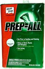 Kleanstrip Prep-All Wax &Amp; Grease Remover, Gallon (Kle-Gsw362)