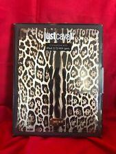 """Roberto Cavalli """"Just Cavalli"""" Cheetah Leopard Print 2nd 3rd 4th Gen Ipad Case"""
