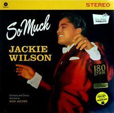 Jackie Wilson-So Much LP NEW 180gm Includes 2 bonus tracks plus digital download