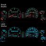 Dash Cluster Gauges AQUA BLUE LED LIGHTS KIT Fits 94-97 Dodge Ram 1500 2500 3500