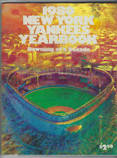New York Yankees 1980 Official Yearbook