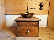 alte große Kaffeemühle moulin café coffee grinder