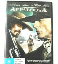 Movie DVD Appaloosa (DVD, 2009)