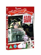 Wallace And Gromit - A Close Shave DVD 5014138607524 Aardman Studios