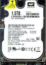 WD15NMVW-11EDZS7,  DCM: HHMTJBK  WESTERN DIGITAL USB3 1.5TB  WXK1  NOV 2017 V