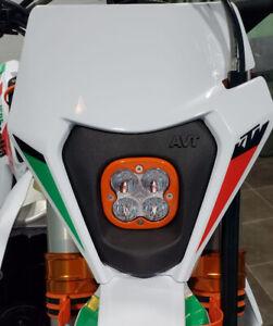 LED Headlight NEW AVTextreme 2.0. for KTM EXC XC-W TPI 2014-2021 enduro