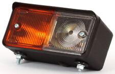 2 Stück Positionsleuchten Lampen Rücklicht mit Blinker Traktor + 4x 12V Birnen