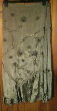 Siver/grey embellished skirt